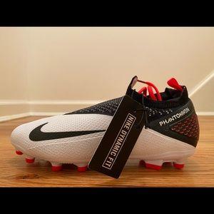 Nike Phantom Vsn 2 Elite FG DF Jr Cleats Sz 5.5Y/7